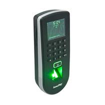 Lector Biometrico De Huella Y Prox F19 Tecl. Stand Alone
