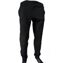 Pantalon Babucha Hombre - Negro - S M L Xl