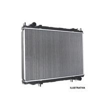 Radiador Aluminio S/ar 12518 Visconde Gol 2001-2014