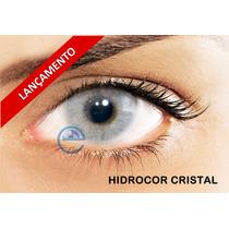 Lentes De Contato Hidrocor Premium Novas Cores - 1 Olho