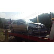 Mercedes C230 98 Aut Piezas Partes Refacciones Yonke Fr