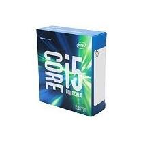 Cpu Intel Core I5 6600k Cache 6mb Quad 3.5ghz Ultima Geração