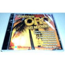 Coleccion Oro De La Cumbia Cd Varios Artistas Discos Fuentes