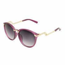 Lentes De Sol Vintage Retro Gafas Resistentes Ligeros Moda