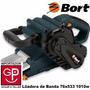 Lijadora De Banda 76x533 1010w Bort Bbs-1010n Alemania