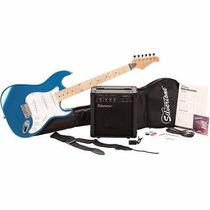 Sirvestone Ss10 Guitarra Electrica Paquete