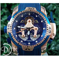 Reloj Graham Chronofighter Prodive Blue