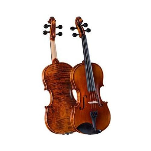 987a2c9f4 Violin Cremona Artistas 4 4 Sv-588 Solido Estuche Arco -   25.636