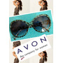 Gafas De Sol Melaine Blac De Avon - Estilo Animal Print