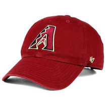 Mlb Arizona Diamondbacks Clean Up Ajustable Del Sombrero De