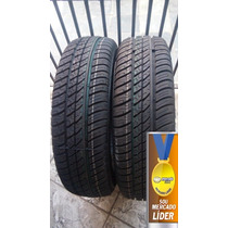 Par De Pneus Novos Remold 165/70r13 Com Garantia E Inmetro