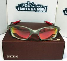 Óculos Oakley Doublexx  plasma clear Vermelha+par De Lentes. R  179 ... 10de5fba70