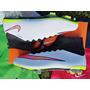 Guayos Nike Mercurial Superfly 4 Fg Cr7 +tula + Envío Gratis