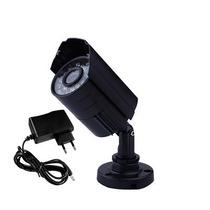 Camera Seguranca Ccd Digital 1/3 Infra 30 Led 1200 Linhas