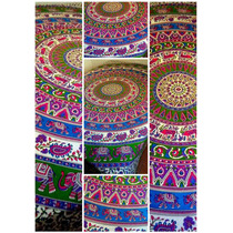 Cover/manta Cubrecama De La India 2 Plazas #unicos #mandalas