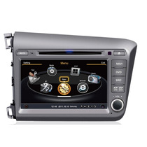 Central Multimídia Aikon Honda Civic 2012/2014 S100 Original