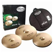 Kit Pratos Orion Solo Pro Pr70 14 16 20 C/ Bag