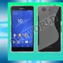 Estuche Sony Xperia Z5 Compact Z5 Premium Silicon Tipo S