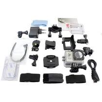 Kit Acessórios Para Câmeras Sjcam Sportcam Eken Gopro