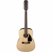Fender Cd100 - 12 Guitarra Acustica 12 Cuerdas