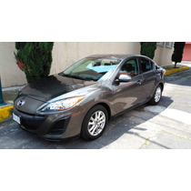 Mazda 3, 2011, 2.0 , Estandar, Unica Dueña, Factura Original