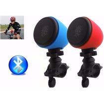 Caixa Som Bluetooth Bike Bicicleta Moto Usb Iphone Galaxy Lg