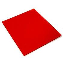 Filtro Tipo Cokin Vermelho
