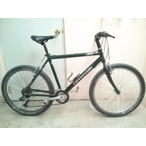 Cannondale M300 Mountain Bike, R 26 De Aluminio P/ Adultos