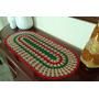 Centro De Mesa Tejido A Mano, Tapete Crochet, 100% Algodon!!