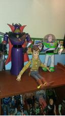 Muñecos Originales Toy Story Pixar Con Sonidos Y Frases dbd5b30b396