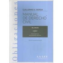 Livro Importado Manual De Derecho Civil