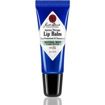Jack Negro Intenso Terapia Lip Balm Spf 25 Con Menta Natura
