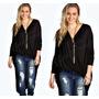 Blusas Frete Gratis Plus Size Tamanho Grande Moda Gordinha
