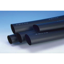 Tubo Termocontractil 125°c Color Negro 3/64 X 200mts.