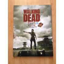 Libro C 40 Posters De Colección The Walking Dead 40 X 30 Cm.