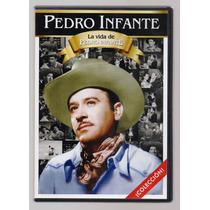 La Vida De Pedro Infante , Pelicula En Dvd