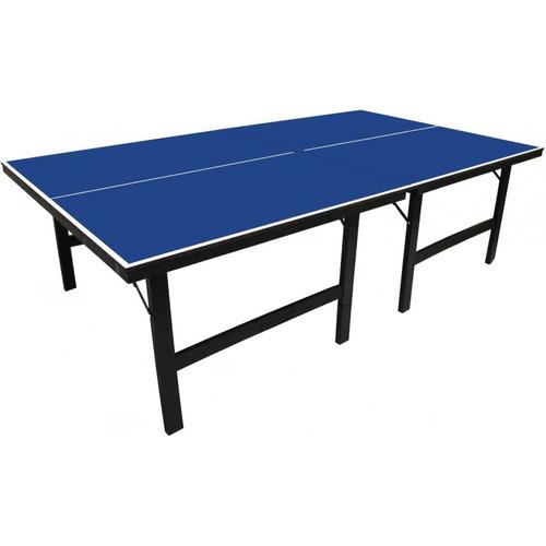 b2b68dc75 mesa de tênis tamanho oficial - mdp 15mm + acessórios klopf. Carregando zoom .