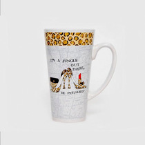 Taza Ceramica Modelo Concrete Jungle 473 Ml Good And Good