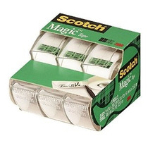Scotch Tape Magia 3/4 X 300 Pulgadas 18 Rollos