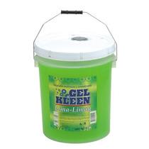 Limpiador Multiusos, Cubeta C/18 Litr Aroma Lima-limon. Gel