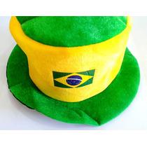 Chapéu Brasil Festas Olimpíadas Rio 2016