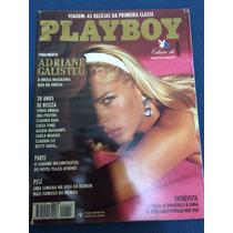 Playboy Adriane Galisteu Ago 1995 Edição De 20º Aniversário