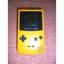 Nintendo Game Boy Color + Pokemon Red + Mário Bros Funcional