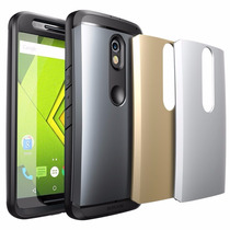 Moto X Play Case Funda Supcase Intercambia Resistente Agua