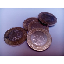 !!!!nueva!!! Moneda 20 Pesos Aniv Jose Maria Morelos
