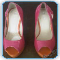 Zapatos Motek Nº 7 (37 Y Medio) Dama