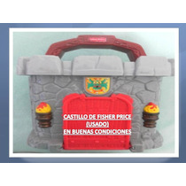 Castillo De Fisher Price