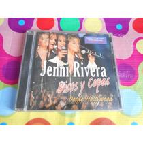 Jenni Rivera Cd Besos Y Copas 2006