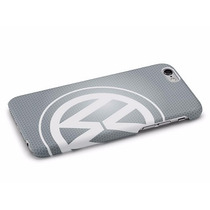 Capa Case Original Emborrachada Vw Iphone 6 6s