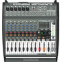 Consola Europower Pmp 1000 500 Watts 12 Canales Behringer